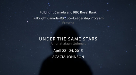 Public Lecture on U.S. Arctic Policy Co-Sponsored by Fulbright Canada